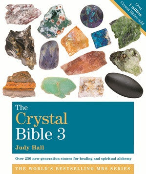 The Crystal Bible 3 Judy Hall - Inspired By 3 Australia