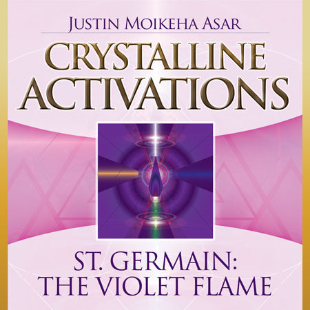 Crystalline Activations St. Germain: The Violet Flame