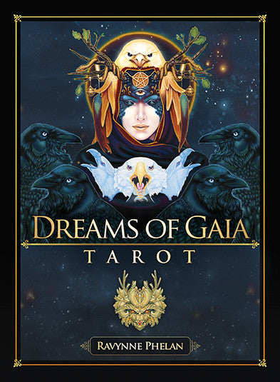 Dreams of Gaia Tarot Cards - Inspired By 3 Australia -AfterPay.