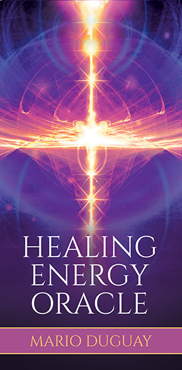 Healing Energy Oracle - Mario Duguay Inspired By 3 Australia