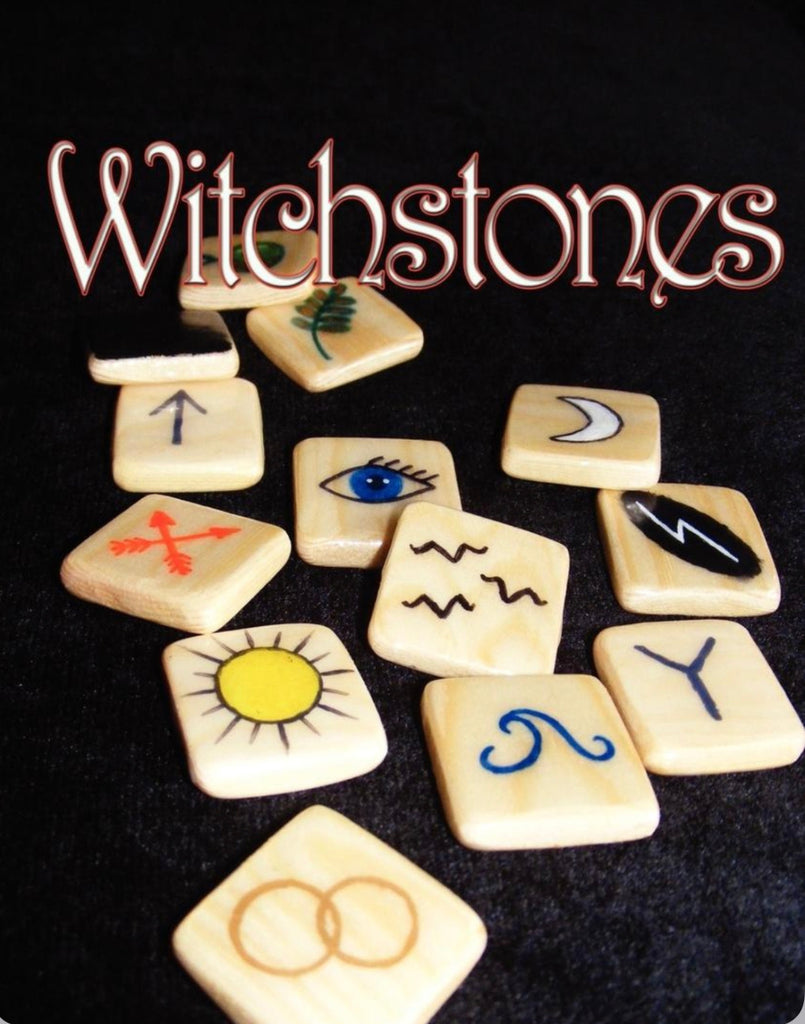 Witchstones - Book