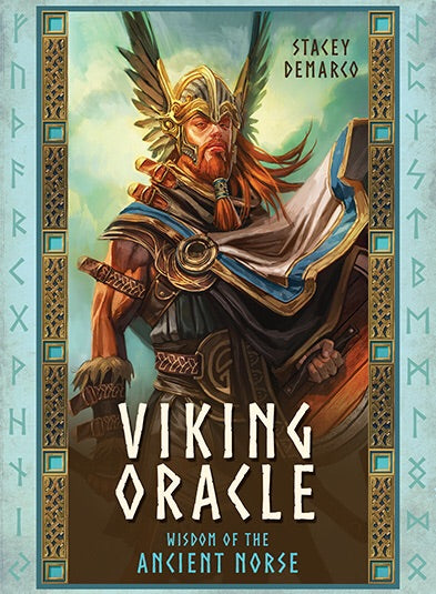 Viking Oracle Wisdom of the Ancient Norse Stacey Demarco