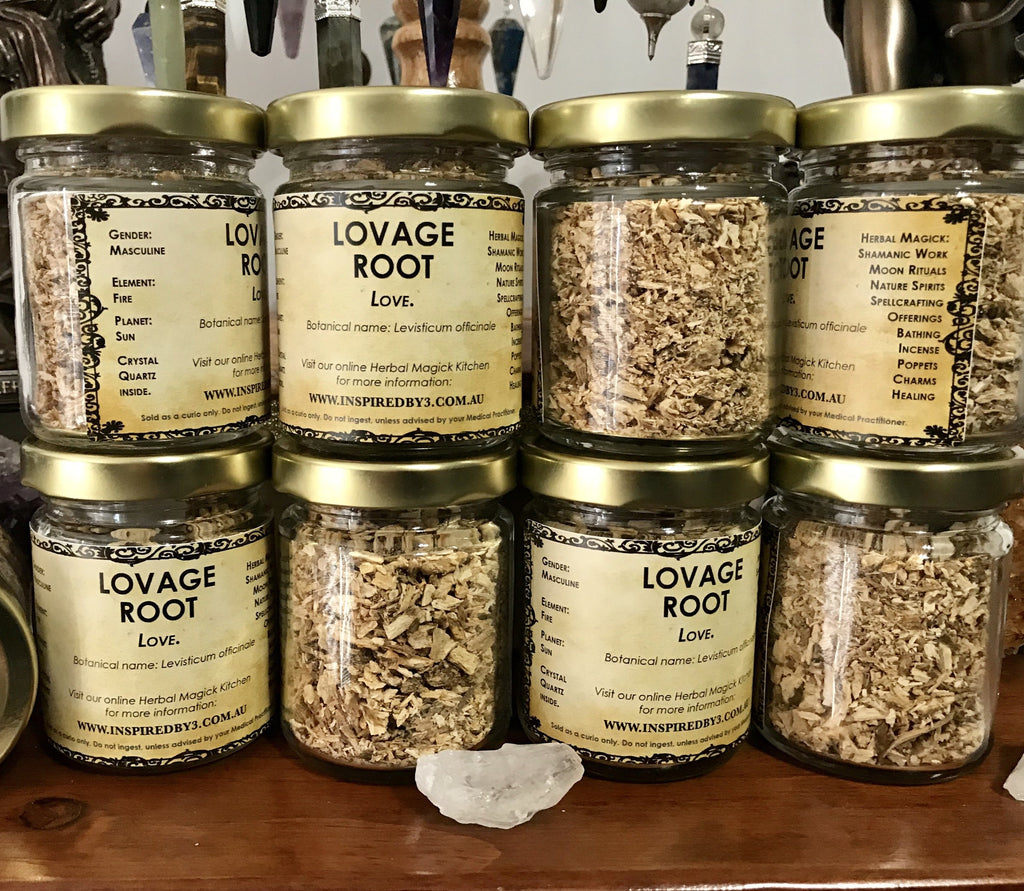 Lovage Root 30g - Love