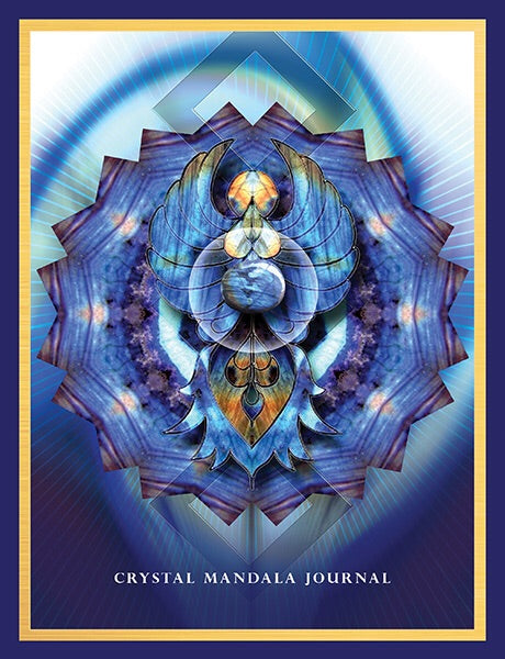 Crystal Mandala Journal - Alana Fairchild