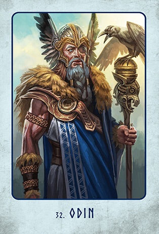 Viking Oracle Wisdom of the Ancient Norse - Stacey Demarco
