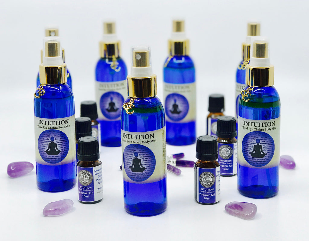 INTUITION  - Lavender Bulgaria & Rosemary