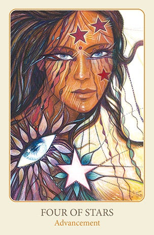 The Art of Love Tarot Denise Jarvie Artwork by Toni Carmine Salerno