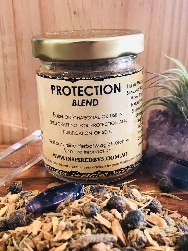 Protection Blend - Purification. Protection.