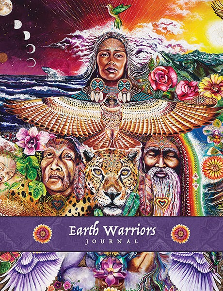 Earth Warriors Journal - Alana Fairchild
