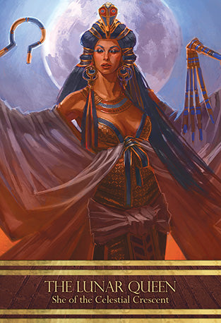 Isis Oracle, Awaken the High Priestess Within by Alana Fairchild