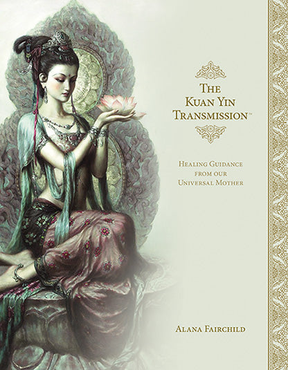 The Kuan Yin Transmission Healing Guidance from our Universal Mother. Sold by Inspired By 3 Australia