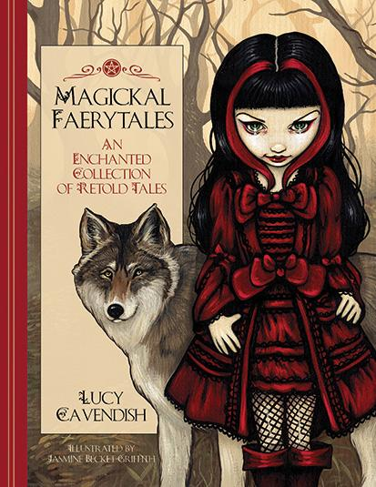 Magickal Faerytales Lucy Cavendish & Jasmine Becket-Griffith Inspired By 3 Australia