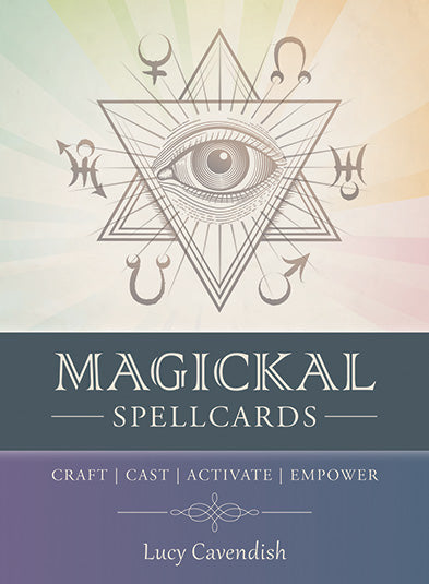 Magickal Spellcards - Lucy Cavendish Inspired By 3 Australia