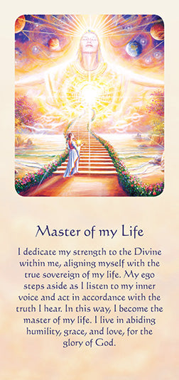 Messages of Life. 54 Guidance Cards by Mario Duguay.