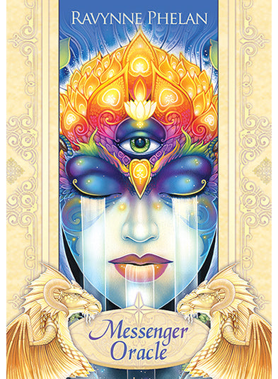 Messenger Oracle Cards  - Ravynne Phelan
