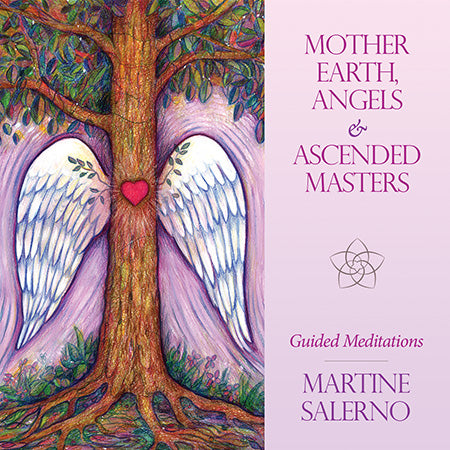 Mother Earth Angels Ascended Masters Meditation CD Inspired By 3