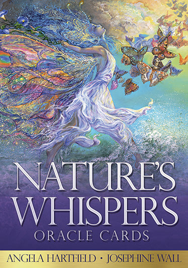 Nature's Whispers by Angela Hartfield & Illustrated by Josephine Wall