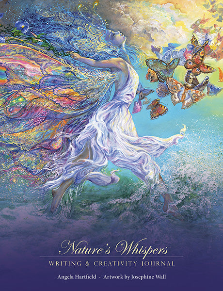 Nature's Whispers: Writing & Creativity Journal