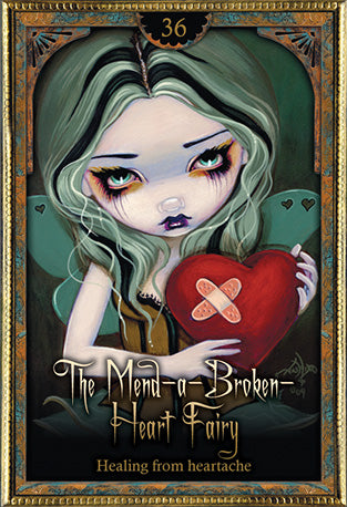 Oracle of Shadows & Light by Lucy Cavendish & Artwork by Jasmine Becket-Griffith