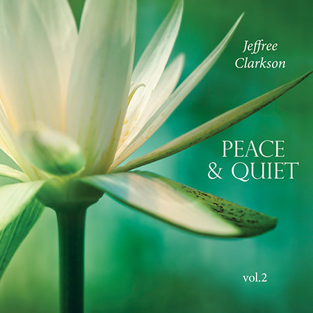 Peace and Quiet (Volume 2) Jeffree Clarkson - No words, just music! Inspired By 3 Australia AfterPay available