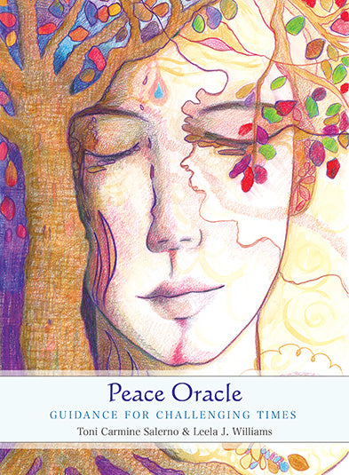 Peace Oracle - Guidance for Challenging Times. Toni Carmine Salerno Inspired By 3 Australia
