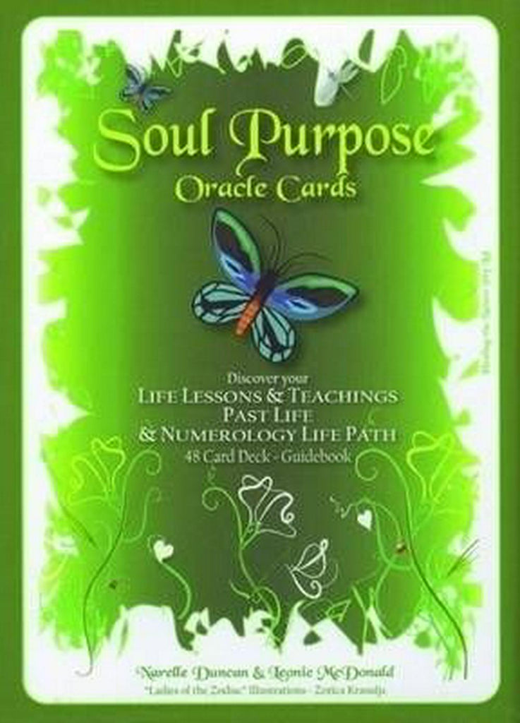 Soul Purpose Oracle Cards - Past Lives