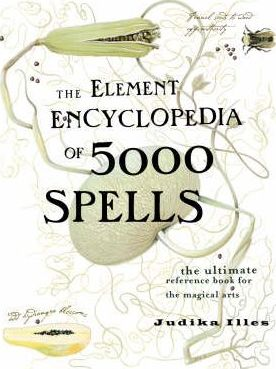 The Encyclopedia of 5000 Spells by Judika Illes Sold by Inspired By 3 Australia