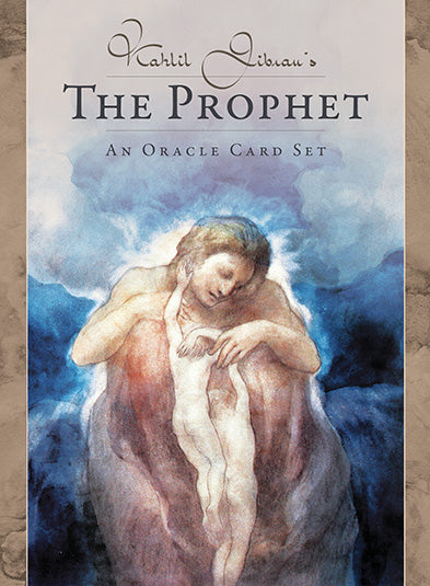 Kahlil Gibran's The Prophet: An Oracle Card Set. Inspired By 3 Australia. AfterPay available.