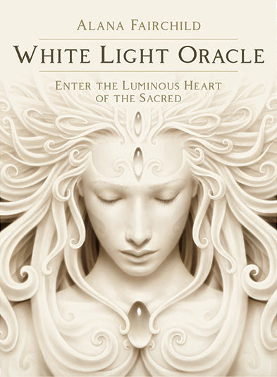 White Light Oracle Inspired By 3 Australia
