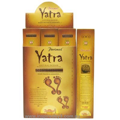 Yatra Incense 15g pack