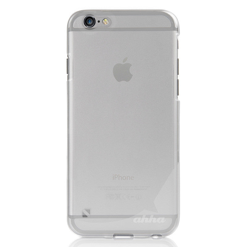 Ahha Gummi Shell Moya iPhone 6/6S Plus Case Clear