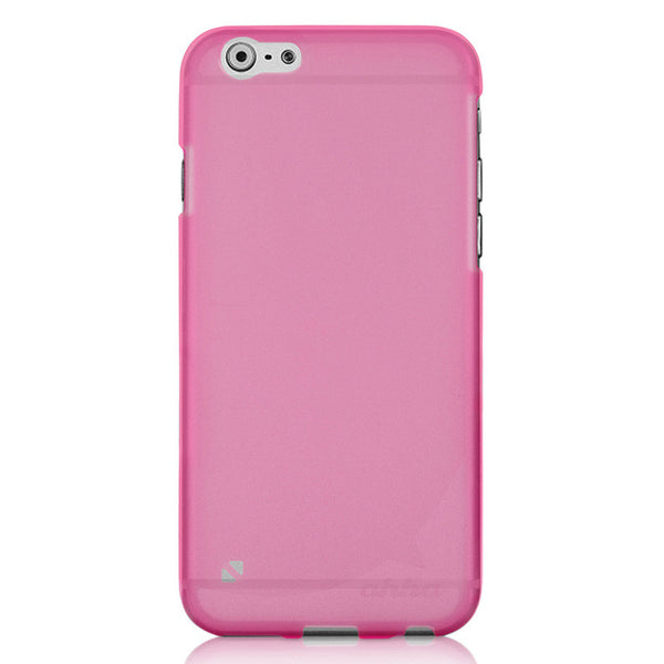 Ahha Gummi Shell Moya iPhone 6/6S Plus Case Tinted Fuchsia