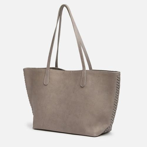 FSP Collection Grey Tote Bag