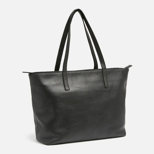 FSP Collection Leather Tote Bag