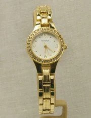Ladies Sekonda Watch, Goldplated Case and Bracelet, 2 Year Guarantee
