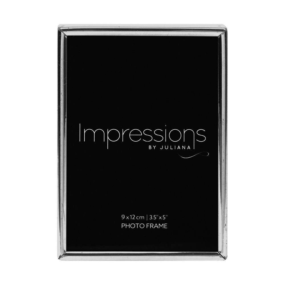 Silverplated 3.5inch x 5inch / 9cms x 12cms Photo Frame