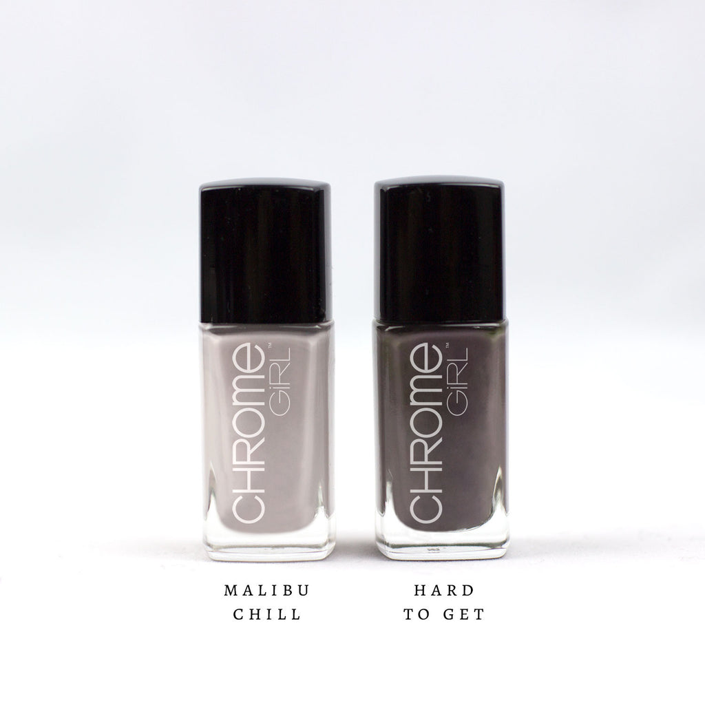 MANI/PEDI SET-Malibu Chill/Hard to Get