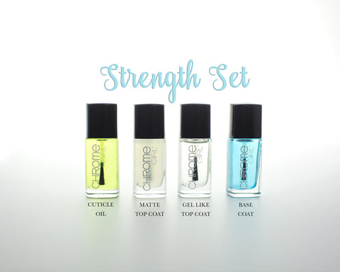 Strength Nail Care Set