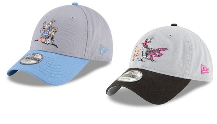 New Era x Nickelodeon Collaboration - 90's Edition