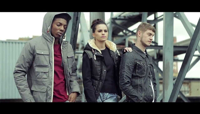 Voi Jeans Autumn/Winter 13 Photoshoot - Behind The Scenes Video