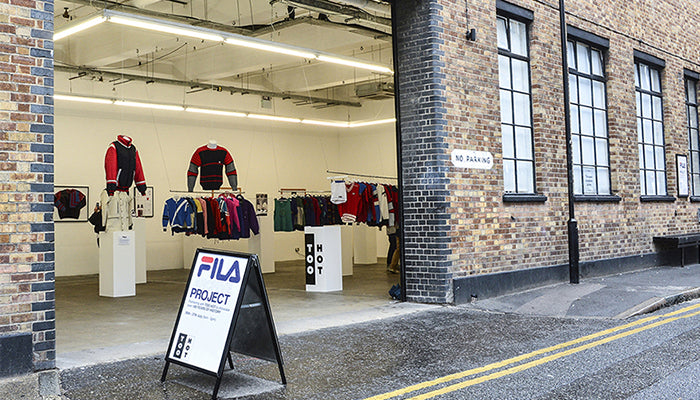 Inside The Fila Archive Project - Protein Studios London