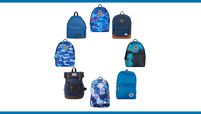 Summer Blues - Our Backpack Picks This Season