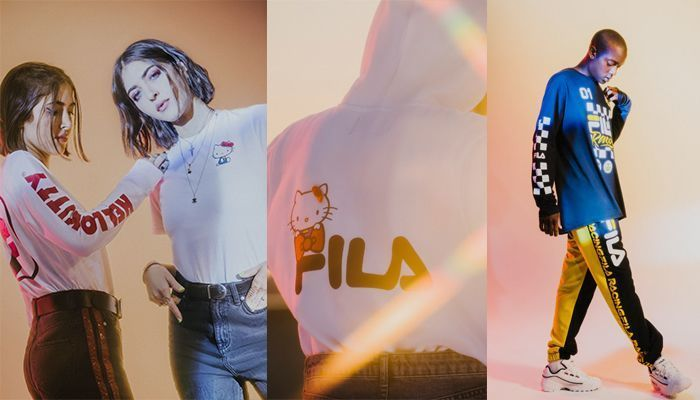 FILA x Sanrio Hello Kitty Collection