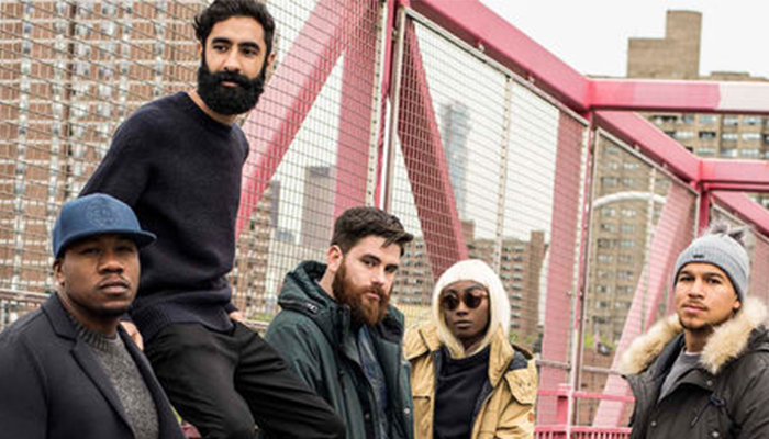 Rudimental the new faces of Bench Clothing AW16 Campaign