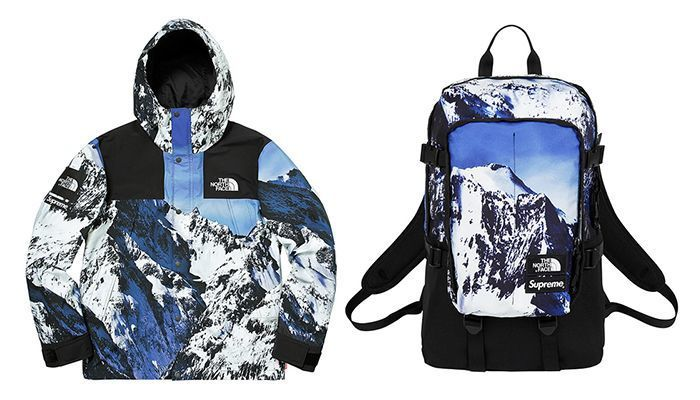 Supreme x North Face