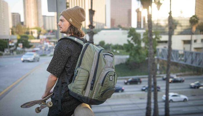 Hand Luggage Struggles? Fūl Backpacks Fit The Bill