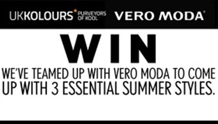 Win a Stylish Vero Moda Outfit with UK Kolours