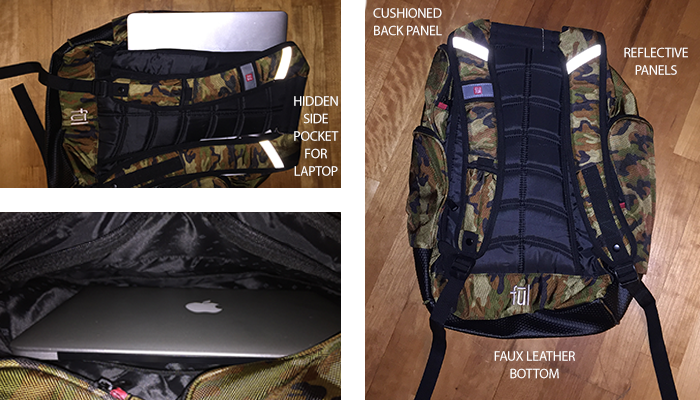 Ful Maverick Camo Backpack