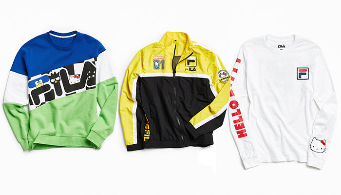 FILA x Sanrio collection