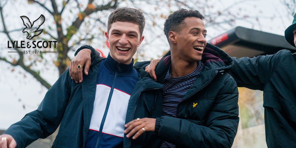 Shop Lyle & Scott Jackets, Polo Shirts & Jumpers